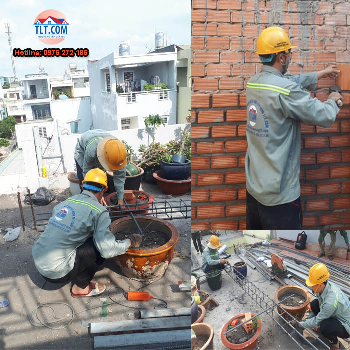 Công ty xây dựng uy tín TPHCM chuyên xây sửa nhà phố