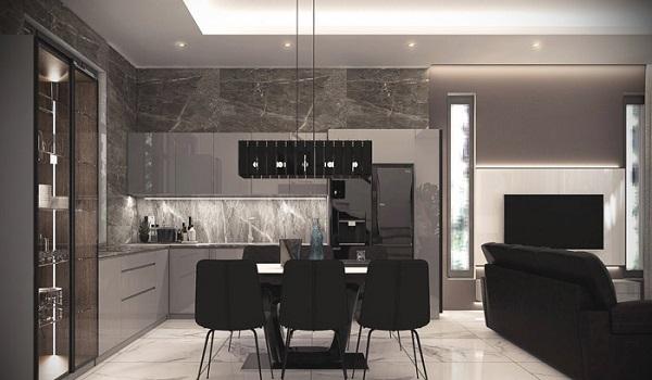Xu hướng màu sắc thiết kế nhà cửa năm 2021