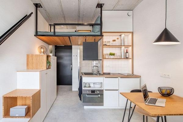 5 ý tưởng cải tạo chung cư nhỏ hẹp trở nên rộng rãi và thoải mái