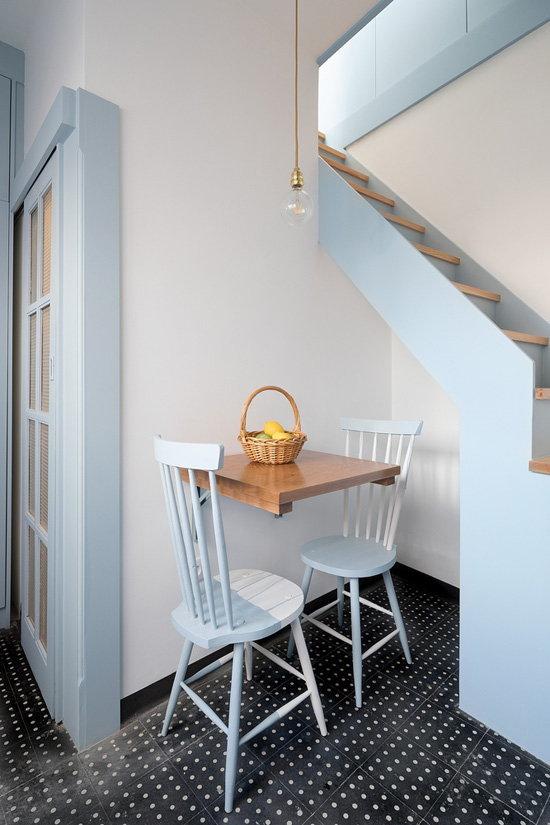 Thiết kế mẫu nhà 2 tầng nhỏ thông thoáng và đẹp mắt
