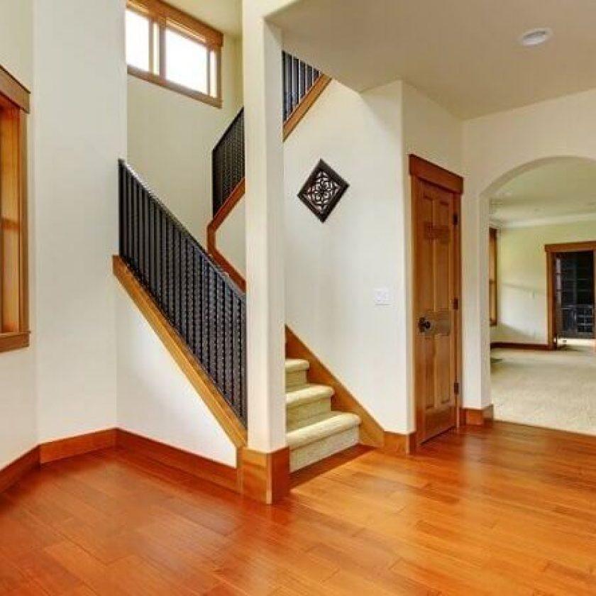 Vì sao nên lựa chọn sàn gỗ khi xây dựng nhà và văn phòng