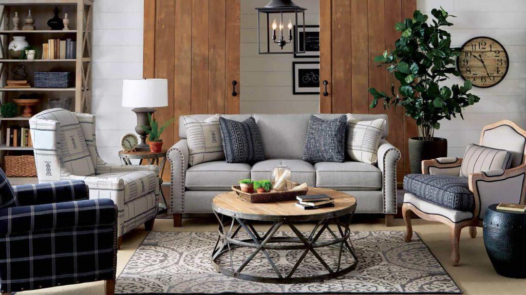 Phương pháp cải tạo phòng khách siêu đơn giản
