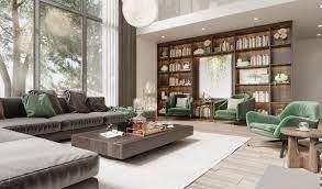 4 xu hướng thiết kế nội thất chung cư năm 2021